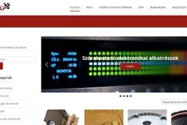 Flag Kft alkatresz webáruház