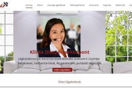 Flag Kft honlapja