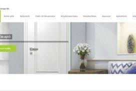 Beltéri ajtó, WPC értékesítést végző Simplex Fenster Kft weboldala